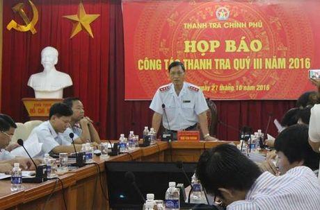 Pho Tong Thanh tra Chinh phu Ngo Van Khanh noi ve viec thanh tra PVC - Anh 1