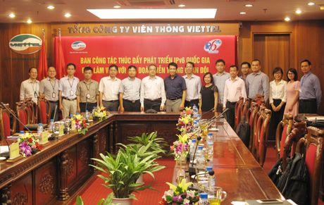 Thuc day IPv6 tai Viet Nam de thuc hien muc tieu dua dich vu IPv6 toi nguoi su dung - Anh 1