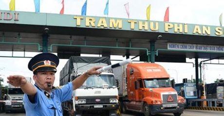 Kiem tra, giam sat chong that thoat doanh thu tai tram thu phi duong bo - Anh 1