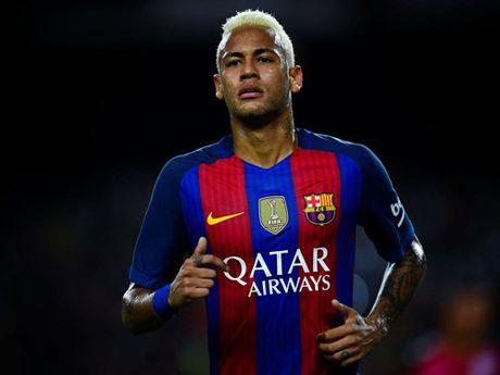 "Barca: Neymar co the ""ganh team"" nhu Messi? - Anh 1"