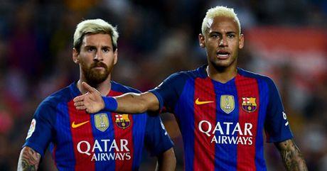 "Barca: Neymar co the ""ganh team"" nhu Messi? - Anh 2"