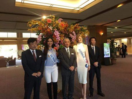 Phuong Linh duoc ky vong vao top 10 'Hoa hau Quoc te 2016' - Anh 12