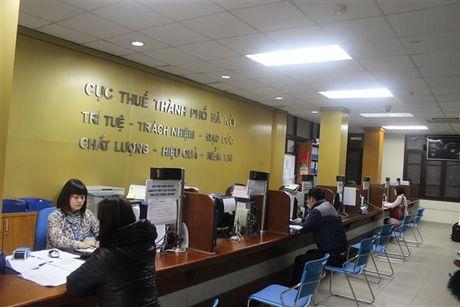 Cuc Thue Ha Noi go vuong chinh sach thue cho DN - Anh 1