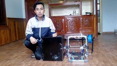Chang trai gioi bien y tuong thanh san pham - Anh 1