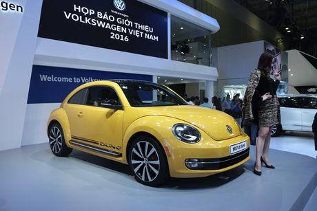 Dao quanh 'Dai tiec xe sang' VIMS 2016 - Anh 23