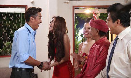 Tai tu TVB Ma Duc Chung den nha 'hoi cuoi' Khanh My - Anh 1