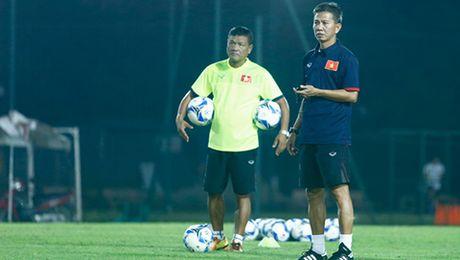 U19 Viet Nam va suc manh bi mat tu bo may huan luyen - Anh 2