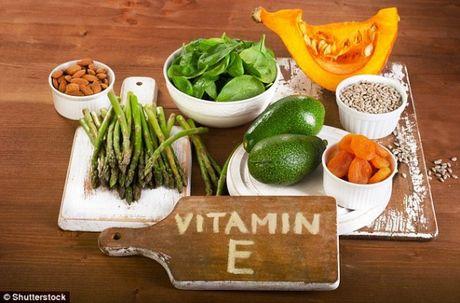 Vitamin E lien quan den viem phoi - Anh 1