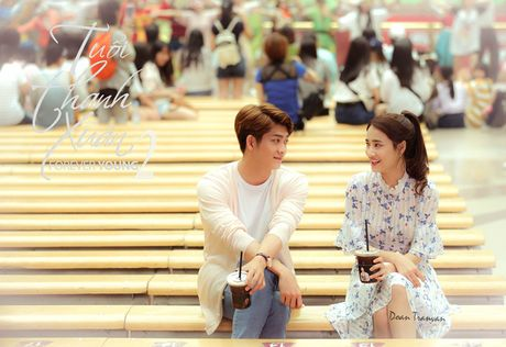 Kang Tae Oh: Hon Nha Phuong kha…bat tien! - Anh 5