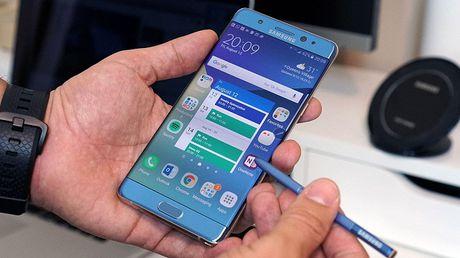 Samsung mo rong dieu tra su co Note 7, khong chi gioi han o pin - Anh 1