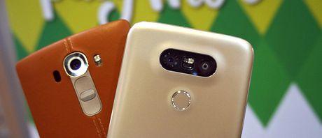 LG sut giam loi nhuan do that bai cua smartphone - Anh 1