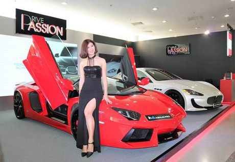 150 mau xe tham gia trien lam o to tai TPHCM - Anh 1