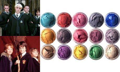 Bien hoa mua Halloween voi 5 my pham lay cam hung tu Harry Potter - Anh 1