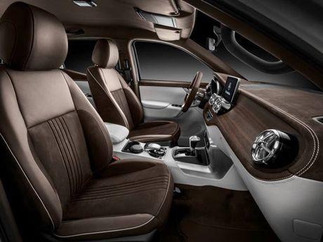 Ban tai cao cap Mercedes-Benz X-class chinh thuc trinh lang - Anh 11