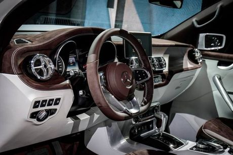 Ban tai cao cap Mercedes-Benz X-class chinh thuc trinh lang - Anh 6
