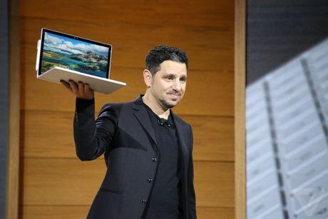 Microsoft Surface Book va Studio ra mat cuc an tuong - Anh 1