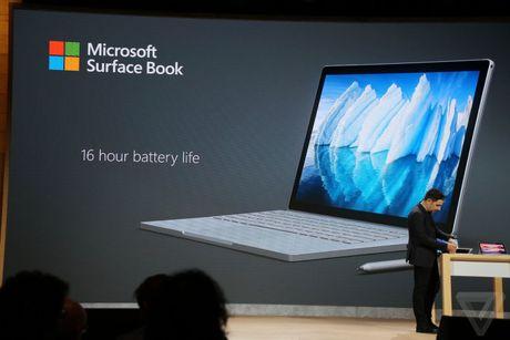 Microsoft Surface Book va Studio ra mat cuc an tuong - Anh 2