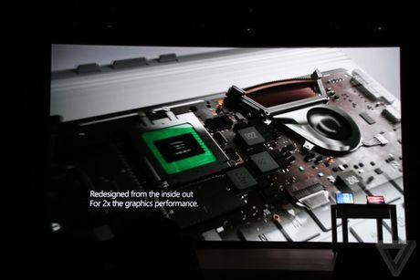 Microsoft Surface Book va Studio ra mat cuc an tuong - Anh 3