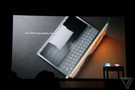 Microsoft Surface Book va Studio ra mat cuc an tuong - Anh 5