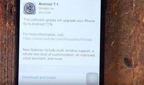 Video Google bo 30 phut tao ra Pixel tu iPhone 7 - Anh 9
