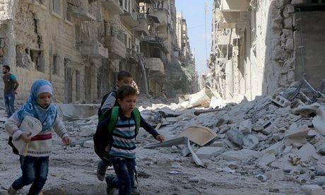 Lien Hop quoc: Thuc trang tai Aleppo la dieu 'dang xau ho' - Anh 1