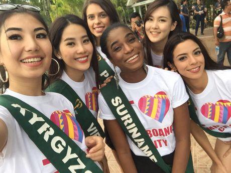 Nhung hinh anh moi nhat cua Nam Em tai Miss Earth 2016 - Anh 2