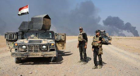 Chum video chien su: Gan 800 tay sung IS bi tieu diet o Mosul - Anh 1