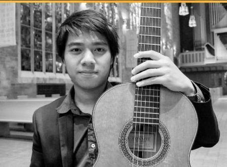 Mot hoc sinh Ha Noi doat giai Nhi Lien hoan va cuoc thi guitar quoc te - Anh 1