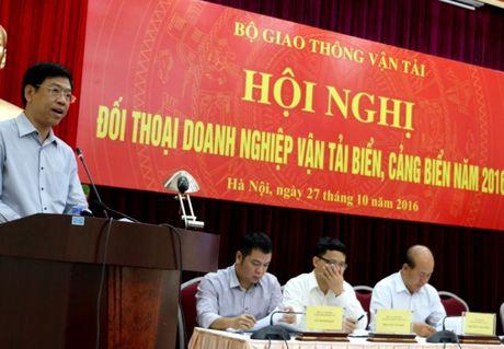Thao go kho khan cho cac doanh nghiep van tai bien va cang bien 2016 - Anh 2
