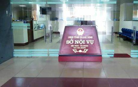 Nhieu so o Quang Ninh, Hai Duong thua lanh dao cap pho - Anh 1