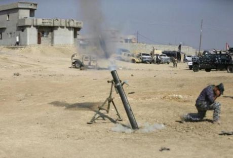 Phien quan IS tai Mosul om hang trieu USD bo tron - Anh 1