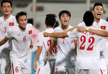 'Kien truc su' tham lang cua U19 Viet Nam - Anh 1