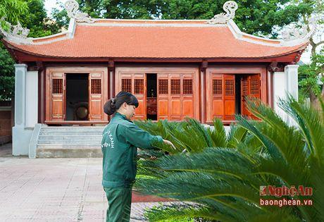 Nha tuong niem cu Phan Boi Chau se duoc khanh thanh vao ngay 29/10 - Anh 12