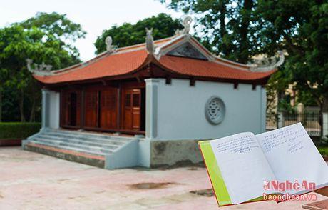 Nha tuong niem cu Phan Boi Chau se duoc khanh thanh vao ngay 29/10 - Anh 13