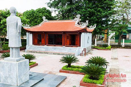 Nha tuong niem cu Phan Boi Chau se duoc khanh thanh vao ngay 29/10 - Anh 4