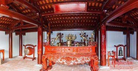 Nha tuong niem cu Phan Boi Chau se duoc khanh thanh vao ngay 29/10 - Anh 5