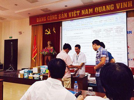 Benh vien Phu san Trung uong mo 4 goi thau mua sam hang hoa hon 330,55 ty dong - Anh 1
