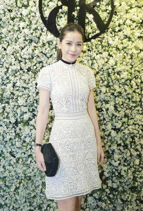Hoang Thuy Linh, Dong Nhi va 3 chi dep The Face 'thieu dot' anh nhin cung vay trang - Anh 10