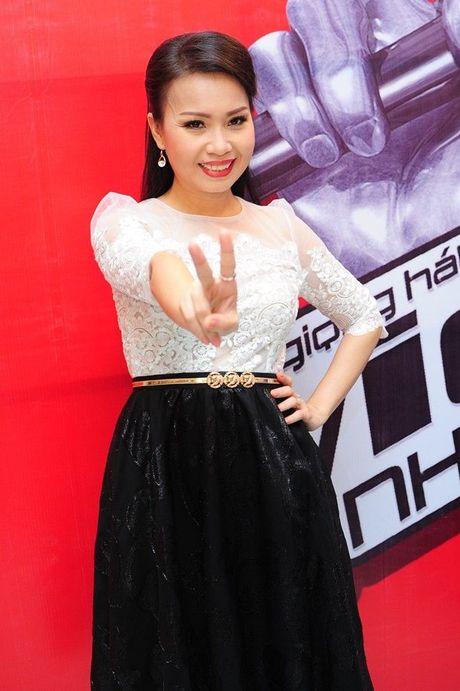 Quang Anh, Thien Nhan, Hong Minh va HLV 3 mua du doan Quan quan The Voice Kids 2016 - Anh 1