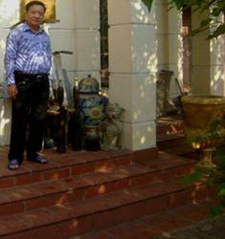 Thuong binh Nguyen Cao Chi - Anh hung lao dong Thoi ky doi moi - Anh 1