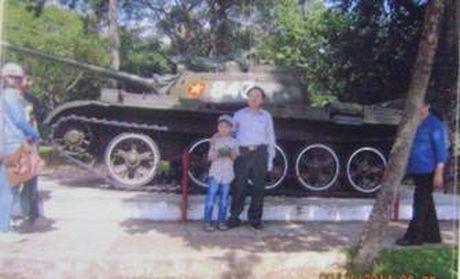 Thuong binh Nguyen Cao Chi - Anh hung lao dong Thoi ky doi moi - Anh 2