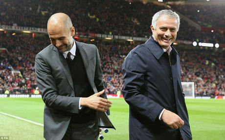 Mata dong vai 'ga son', Mourinho rua han truoc Pep Guardiola - Anh 2