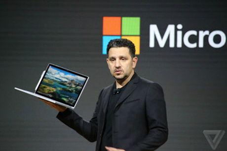 Microsoft ra bo doi may tinh Surface moi canh tranh voi Apple - Anh 3