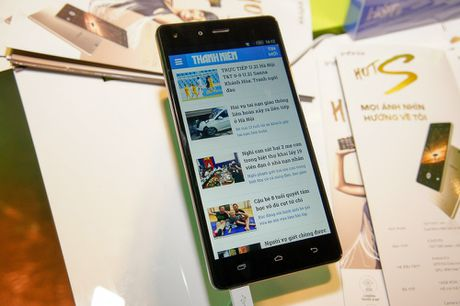Infinix ra mat bo doi smartphone Note 3 va Hot 4 moi - Anh 2