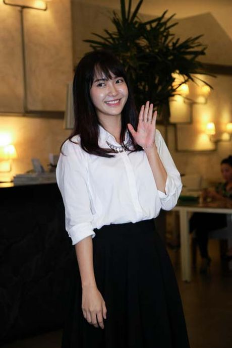 Jang Mi lan dau hat phong tra trong dem nhac ung ho nguoi dan mien Trung - Anh 2