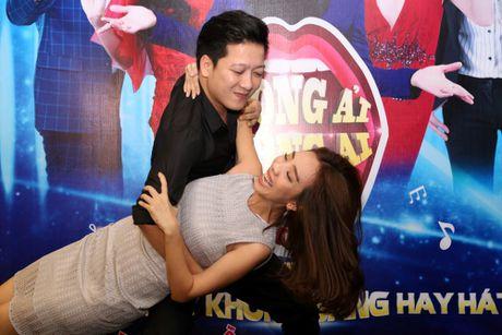 Truong Giang tiet lo chuyen Thu Trang hat do - Anh 1