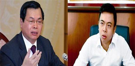 Xu ly vi pham cua nguyen Bo truong Vu Huy Hoang: Phat hien sai thi phai lam toi noi toi chon - Anh 1