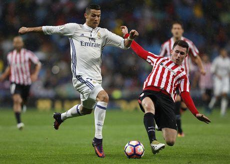 Da co nguoi dam chong doi Ronaldo o Real - Anh 1