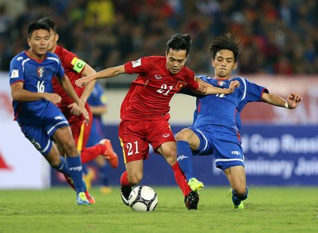 Doi hinh ket hop 2 lua U19 Viet Nam day hua hen - Anh 11