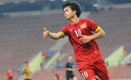 Doi hinh ket hop 2 lua U19 Viet Nam day hua hen - Anh 12